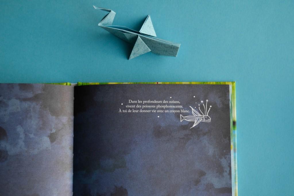 livre de poèmes eau