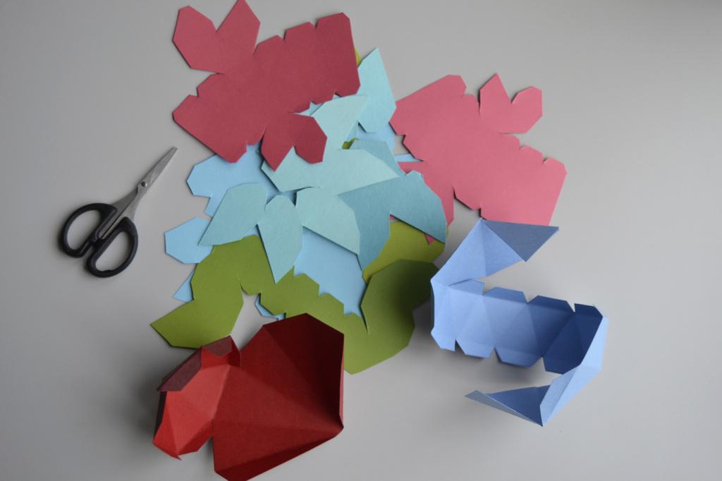 pierres précieuses papier
