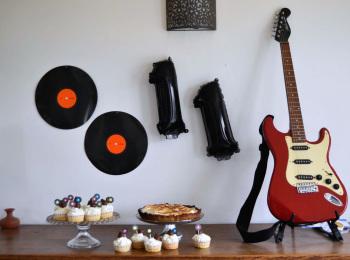anniversaire musique