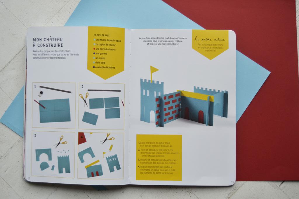 livre pour enfants l 39 atelier papier maman tout faire. Black Bedroom Furniture Sets. Home Design Ideas