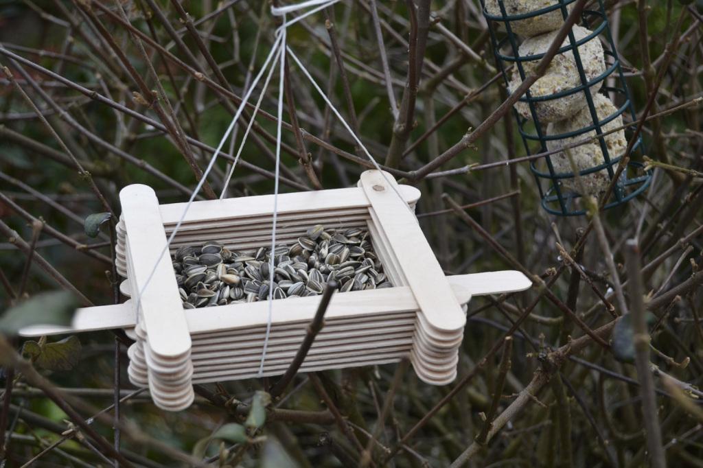 mangeoire à oiseau