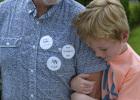 fête des pères badges