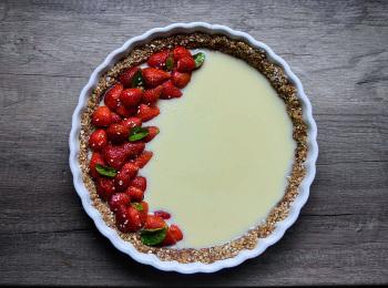 tarte sans cuisson