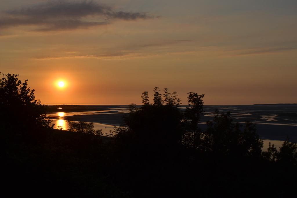 saint-valery-sur-somme coucher de soleil
