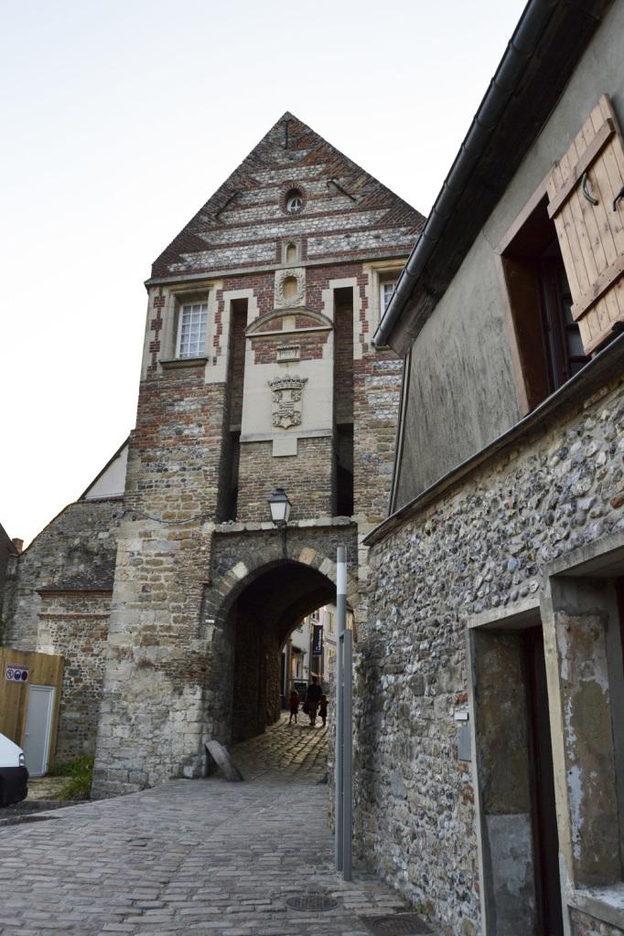 saint-valery-sur-somme porte de nevers