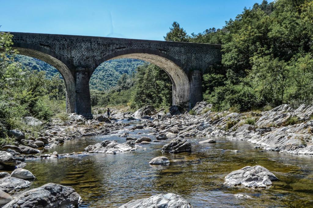 ardèche pont