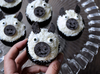 cupcakes à la noix de coco