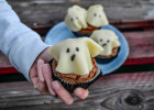 cupcakes fantômes