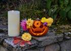 décoration d'Halloween